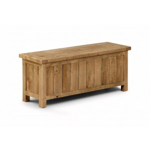 Aspen Storage Bench (Assembled)