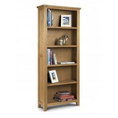 Astoria Oak Tall Bookcase (Assembled)