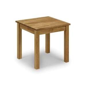 Coxmoor Oak Lamp Table