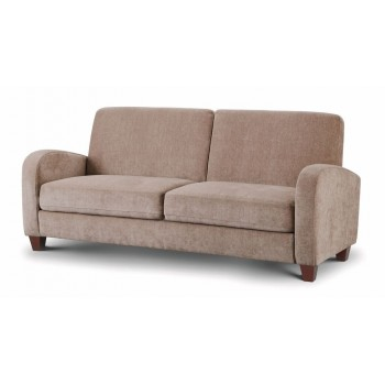 Vivo Mink 3 Seater Sofa