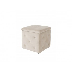 Valentina Storage Box in Beige