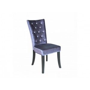 Radiance Dining Chairs in Silver {Box of 2}