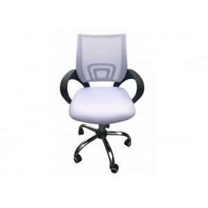Tate Mesh Back Office Chair in White