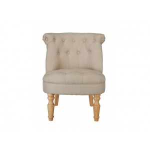 Charlotte Chair in Beige