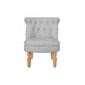 Charlotte Chair in Duck Egg Blue