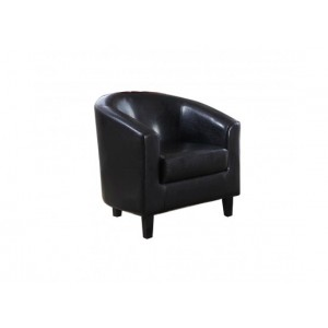 Tub Chair n Black