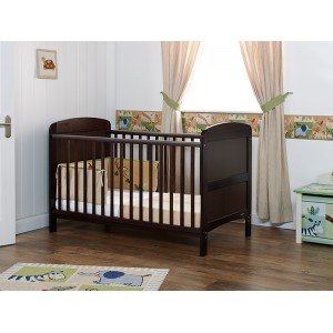 Grace Cot Bed in Dark