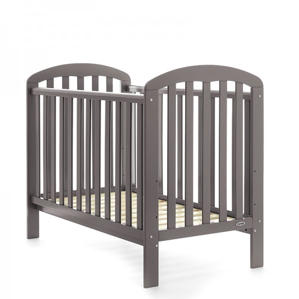 Lily Cot in Grey
