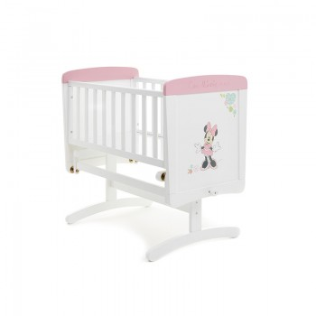 Disney Love Minnie Gliding Crib