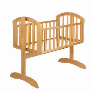 Sophie Swinging Crib in Country Pine  *Out of Stock - Back Soon*
