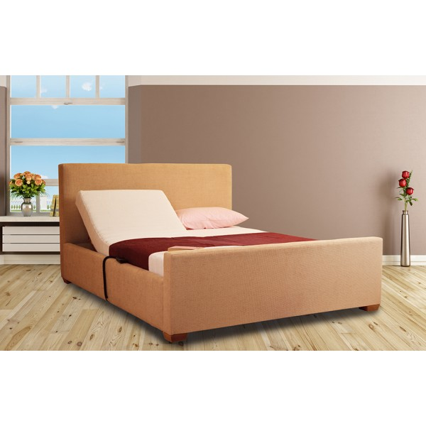 Pacific Fontwell Adjustable Bed (Band B)