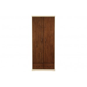 Amore 2 Door Wardrobe *Low Stock - Selling Fast*