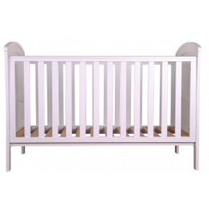 Felix White Cot Bed *Low Stock - Selling Fast*