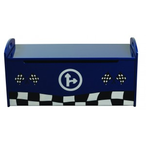 Formula Blue Toy Box