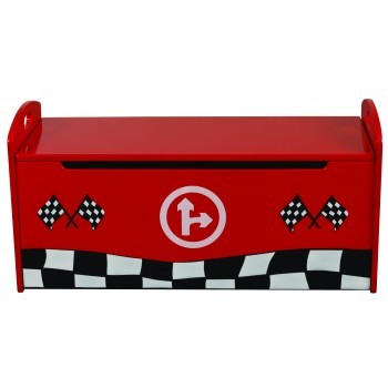 Formula Red Toy Box