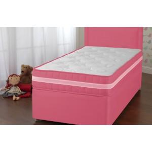 Fun Pink Divan Bed
