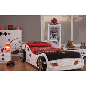 Sonic Supercar Bed