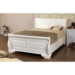 Jackdaw Bed in White *Low Stock - Selling Fast*