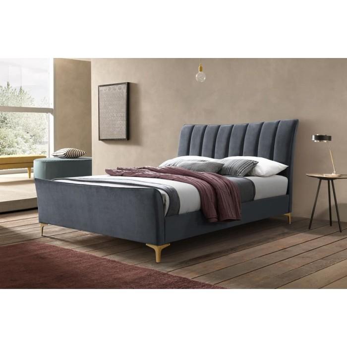 Clover Grey Bed