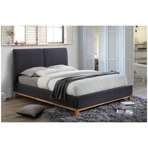 Helsinki Grey Bed