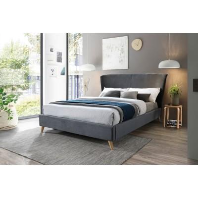 Rowan Grey Bed