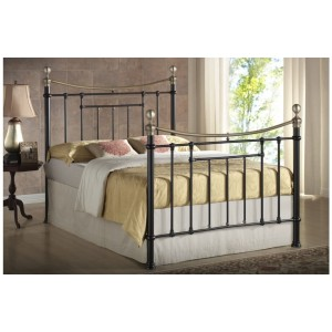 Bronte Black Bed *Low Stock - Selling Fast*