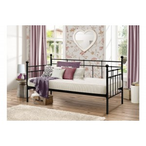 Lyon Black Day Bed