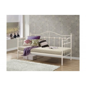 Torino Cream Day Bed