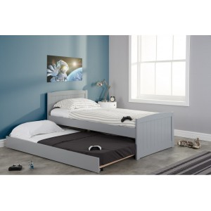 Beckton Grey Guest Bed