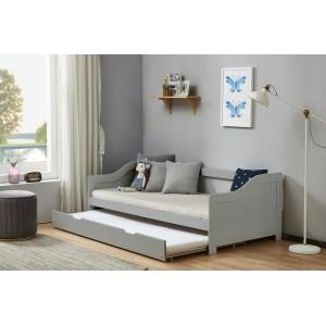 Brixton Grey Guest Bed