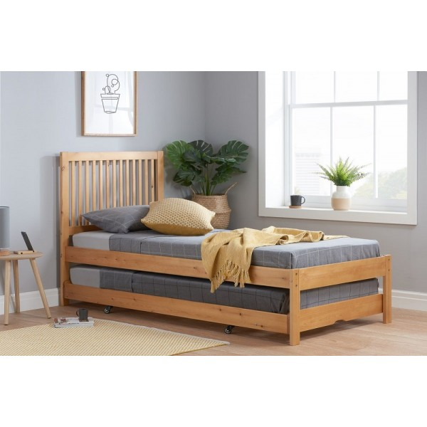 Buxton Pine Trundle Bed