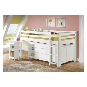 Cotswold White Midi Sleeper