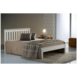 Denver Ivory Bed *5ft Out of Stock - Back Soon*