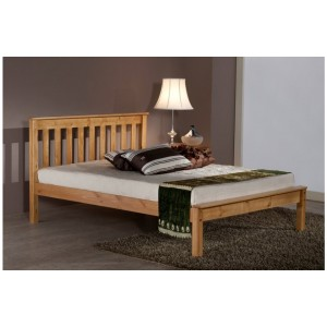 Denver Pine Bed *3ft & 4'6 Out of Stock - Back Soon*