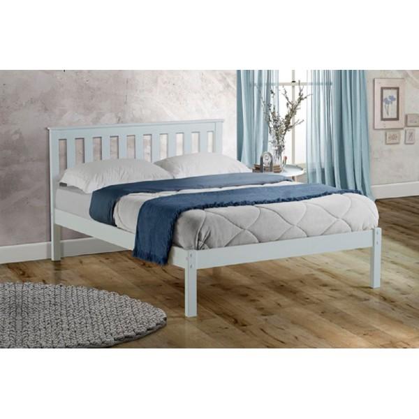 Denver Bed (White)