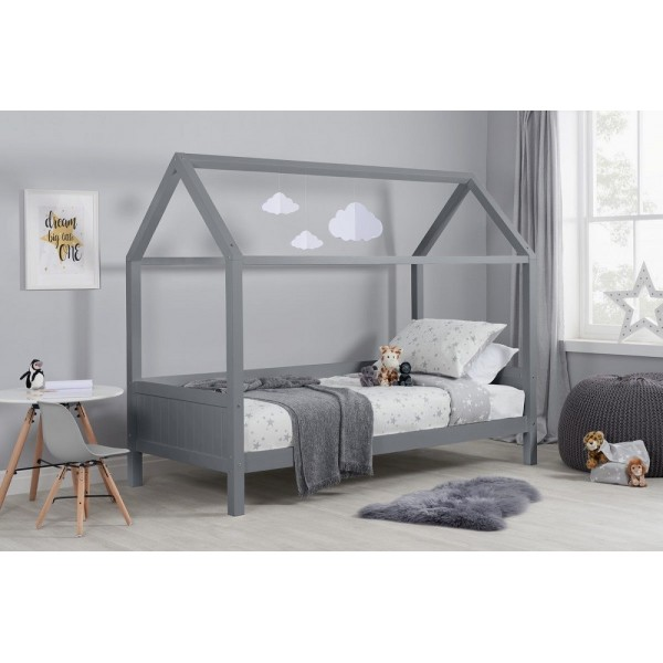 Home Grey Bed