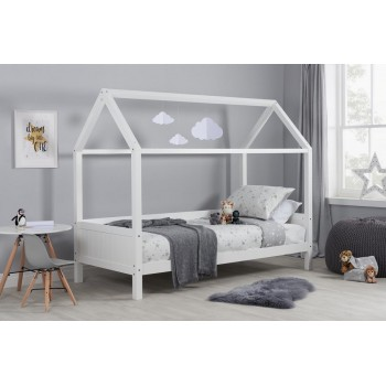 Home White Bed