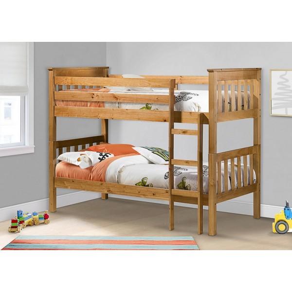 Portland Bunk Bed (Pine)