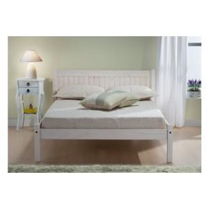 Rio Whitewash Bed