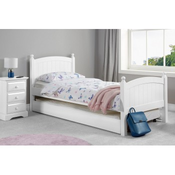 Whitehaven White Guest Bed