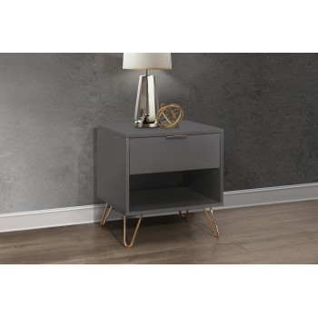 Arlo 1 Drawer Bedside