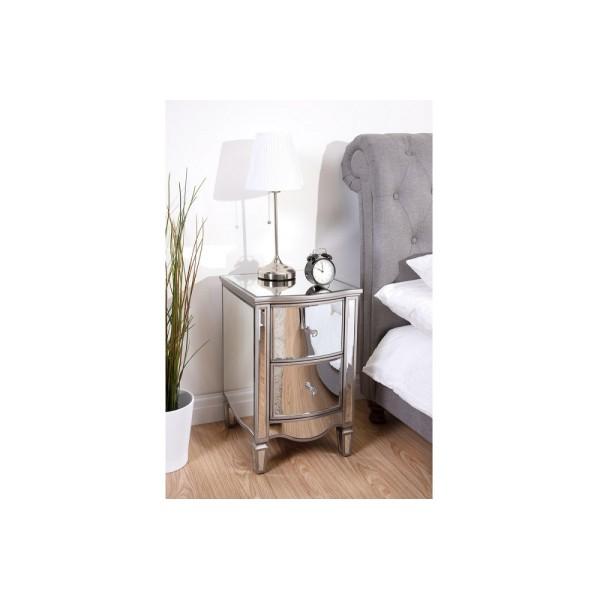 Elysee Bedside Cabinet (Assembled)