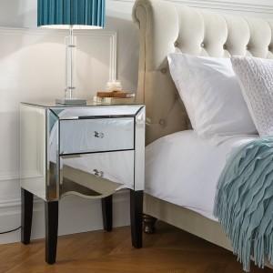 Palermo Bedside Cabinet (Assembled)
