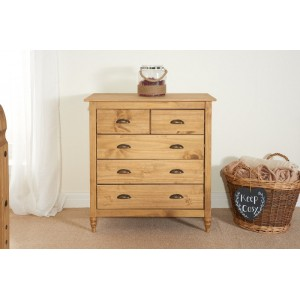Pembroke 3+2 Drawer Chest