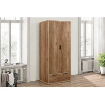 Stockwell 2 Door Wardrobe