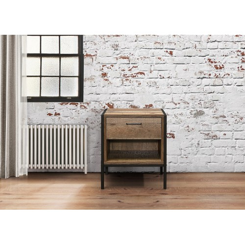 Urban 1 Drawer Bedside Cabinet