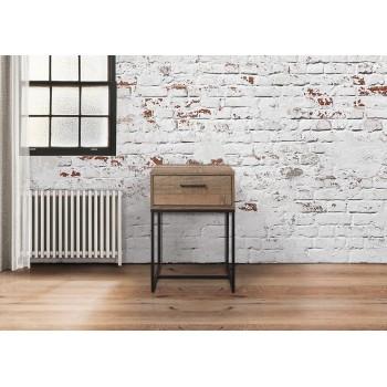 Urban 1 Drawer Narrow Bedside Cabinet