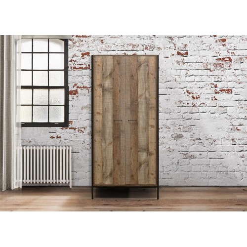 Urban 2 Door Wardrobe