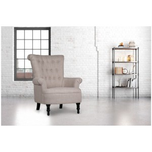 Edinburgh Linen Armchair