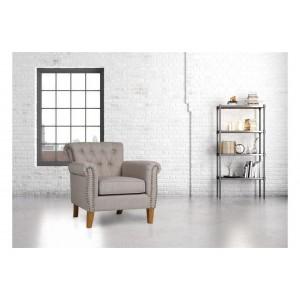 Highgate Linen Armchair